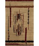 RugStudio presents Nourison Dimensions ND-03 Beige Hand-Tufted, Better Quality Area Rug